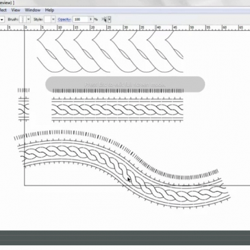 CAD – More about brushes