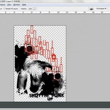 CAD – Adding Prints & Graphics with a Clipping mask