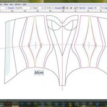 CORSETRY PART 4A & 4B