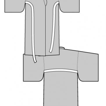 SATCHI KIMONO – Sewing Pattern