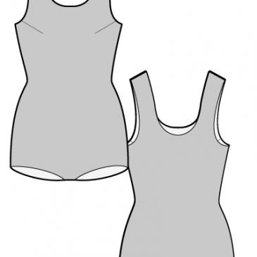ELLSA SWIMSUIT – Sewing Pattern
