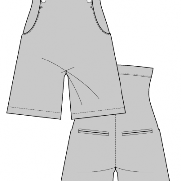HELENA CULOTTES – Sewing Pattern