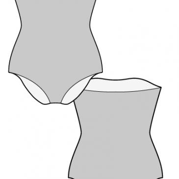 TAMARA SWIMSUIT – Sewing Pattern