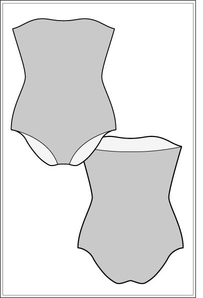 Free swim suit sewing pattern download