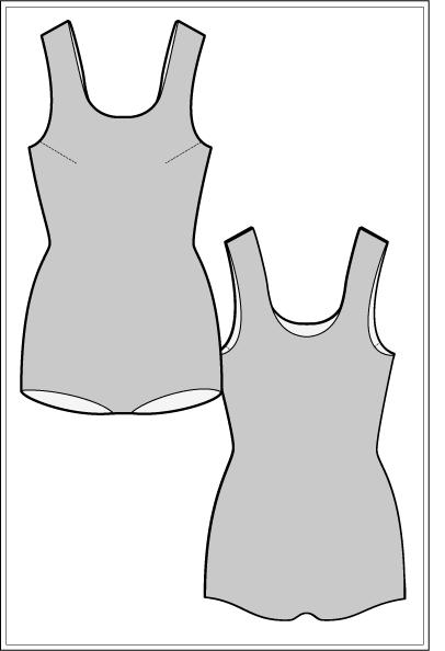 Sewing Pattern High Fashion
