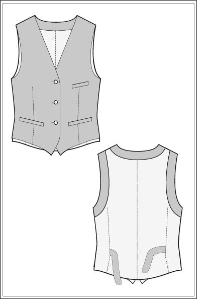 Ralphpink Com Free Waistcoat Sewing Pattern
