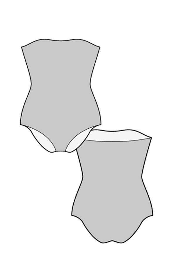 TAMARA SWIMSUIT - sewing pattern - Ralphpink.com